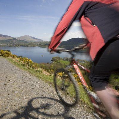 Mountain Biking in Keswick the Lake District
